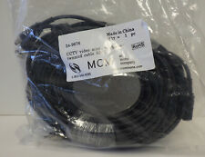 Coax Cable for Cctv 50 Feet - New