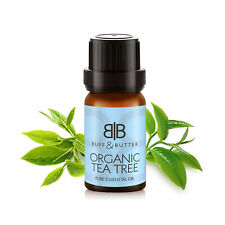 100% Pure Organic TEA TREE Essential Oil 10ml, 30ml, 50ml, 100ml