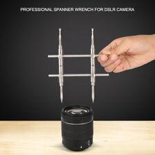 Adjustable Repair Spanner Wrench Open Tool Kit for Canon Nikon DSLR Camera Lens