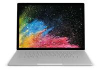 "Microsoft Surface Book 2 15"" 256GB i7 8th Gen  16GB Laptop - SILVER HNR-00001"
