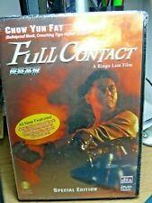 Full Contact (Hong Kong Action Movie) Chow Yun Fat, Special Edition