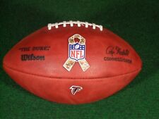 New Team Issue Atlanta Falcons STS Salute to Service Wilson NFL Game Football