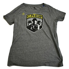 adidas Womens MLS Columbus Crew The Crew Soccer Shirt NWT $26 M,L,XL, 2XL