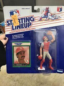1989 ROOKIE STARTING LINEUP - SLU - MLB - JOSE PENA - ST LOUIS CARDINALS