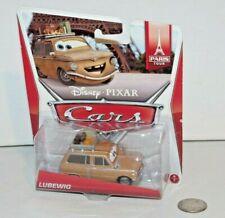NEW - Disney Pixar Cars 2 - Lubewig - Diecast Metal 1:55 Scale - Paris Tour
