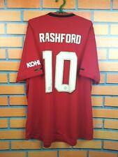 Rashford Manchester United jersey 2019 2020 XXL Shirt Adidas Football ED7387