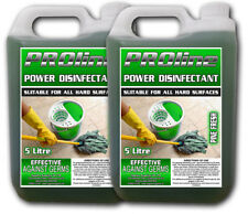PROline Pine Power Disinfectant 2x5 ltr Bottles (10ltrs)