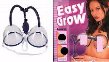 Pompa per ingrandire seno donna doppio pump breast rassodare seno sviluppare