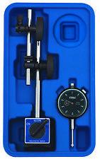 FOWLER 72-520-199 - Magnetic Base & Black Face Indicator With Fine Adjust