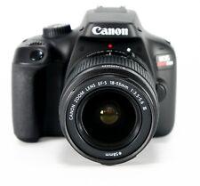 Canon EOS 3000D Rebel T100 18mp SLR Camera w/ 18-55mm Lens