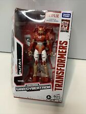 Hasbro Transformers War For Cybertron WFC NETFLIX Walmart ELITA-1 NIB! In Hand
