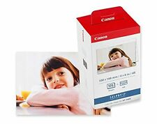 "NEW Canon KP-108in 4 X 6"" Ink and Paper Set for SELPHY CP Series Photo Printers"