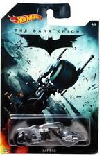 2015 Hot Wheels Batman Series #4 Batman The Dark Knight Bat-Pod
