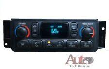 00 01 02 03 04 Corvette Digital Heater & A/C Climate Control