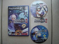 ATELIER IRIS 2  - ( ps2 / PLAYSTATION 2 RPG / ACTION GAME ) - NOT ps3 or ps4
