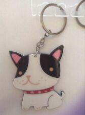 Cat Kitty Keychain Keyring Keyfob Car Ring Key Chain