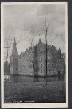 Netherlands Postcard - Kasteel Doorwerth, Achterzijde     T190