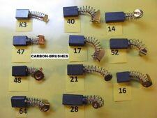 PERFORMANCE POWER CARBON BRUSHES NLH RANGE B&Q POWER TOOLS