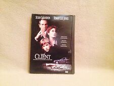 Susan Sarandon and Tommy Lee Jones The Client (DVD, 1997)