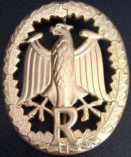 ✚0617✚ German Bundeswehr Military Proficiency Badge GOLD for RESERVIST