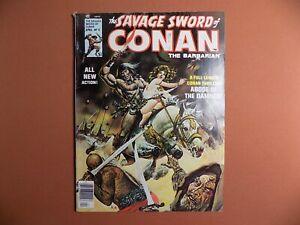 The Savage Sword of Conan the Barbarian #11 April 1976