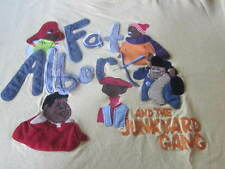Fat Albert Fantastic Platinum Fubu Collectors Tee Shirt Xxl