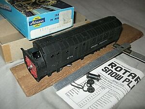 A6148 HO ATHEARN 1198 UNION PACIFIC RR ROTARY SNOW PLOW, built