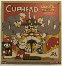 McFarlane Toys Cuphead Chaotic Casino Large Construction Set New