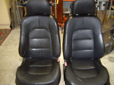 ba bf Falcon Fairmont Ghia Mem0ry Leather Front Seats
