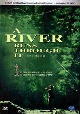 A River Runs Through It (1992) New Sealed DVD Brad Pitt