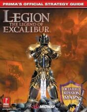 Legion: Legend of Excalibur (Prima's Official Strategy Guide)