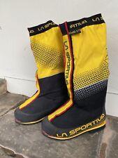 Boots, High Altitude Mountaineering, La Sportiva Olympus Mons Evo, size 46