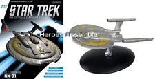 ASTRONAVE Star Trek speciale M2 ISS NX-01 ENTERPRISE SPECCHIO universo EAGLEMOSS
