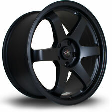 ROTA GRID ALLOY WHEEL 18 X 9 5X114 ET44 73.0MM CB FLAT BLACK
