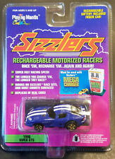 1996 Playing Mantis Sizzlers 1996 Dodge Viper GTS in Blue & White - MIP