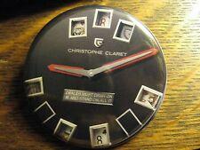 Christophe Claret Blackjack Dealer Watch Advertisement Pocket Lipstick Mirror