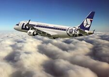 LOT Polish Airlines - EMB175 (euro 2012 livery)