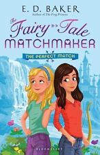 The Perfect Match (The Fairy-Tale Matchmaker)-ExLibrary