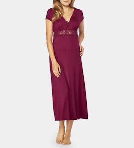 Triumph Amourette Charm NDK Night Dress Nightwear 10191008 Rosso Masa RRP £40.00