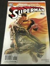 DC Superman 685 Robinson/ Pina 2009