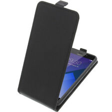 Funda Para Tp-Link Neffos C7 Protectora Teléfono Móvil con Tapa Negra