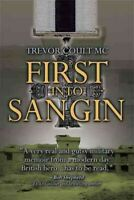 First into Sangin, Paperback by Coult Mc, Trevor, Brand New, Free P&P in the UK