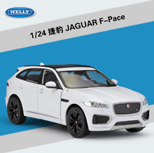 Welly 1:24 Jaguar F-Pace Diecast Metal Model SUV Car White New in box