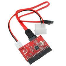 Disk SATA IDE Drive Hard Cavo SCHEDA Adattatore Convertitore UNIVERSALE za