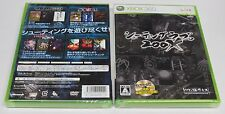 Shooting Love, 200X 1st Release + DVD XBox 360 Japan JPN * Brand NEW Sealed *
