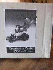 Creature Crate Resin Model Kit