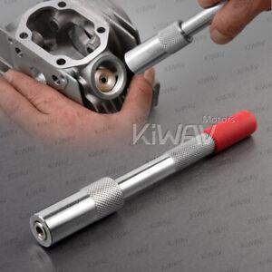 KiWAV outil poussoir soupape installer clavette ressort soupape pour 2V moteur