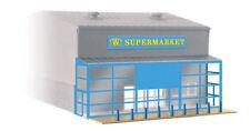 Wills Modern OO Plastic Kit SSM310 - Supermarket Frontage Kit