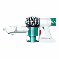 Dyson V6 Mattress Handheld Vacuum | White/Teal | Refurbished