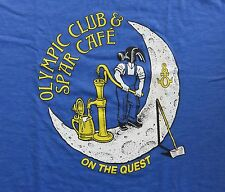 New Olympic Cafe & Spar Cafe  S/S  XXL T-Shirt McMenamins